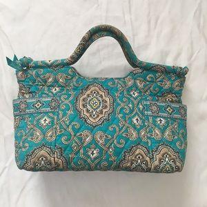 Blue Vera Bradley purse
